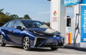 Toyota's Hydrogen-Powered Mirai