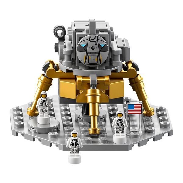 Apollo Saturn V- lego