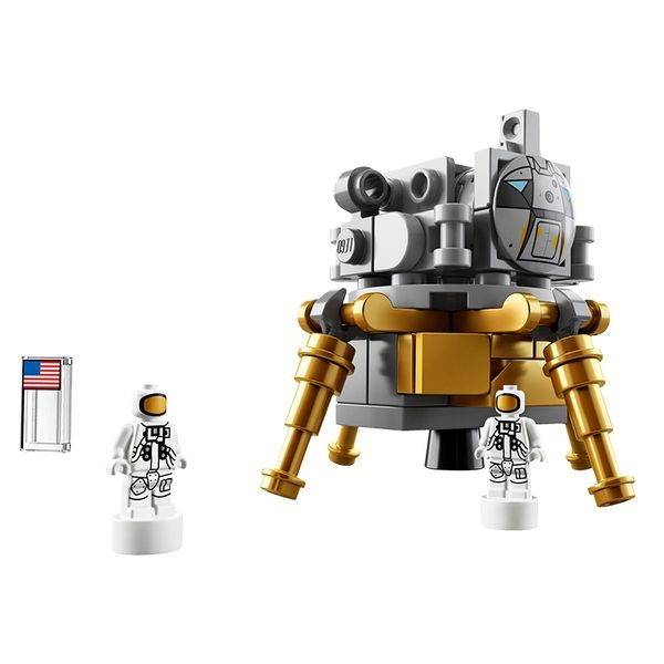 Apollo Saturn V- lego