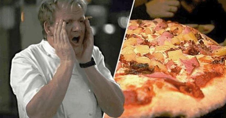 Gordon Ramsay Just Had His Say On The 'Pineapple On Pizza' Debate