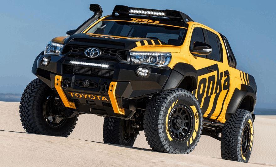 Toyota Tonka Truck