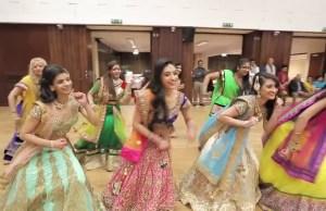 Bride's Incredible Dance Performance