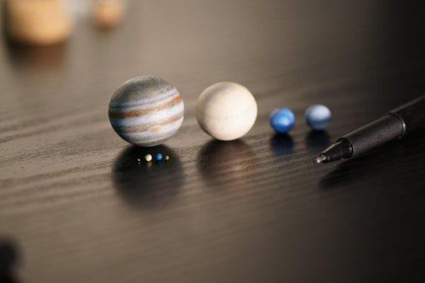 Solar System In A Bottle