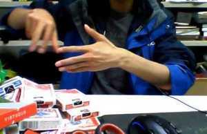 Thumb Trick