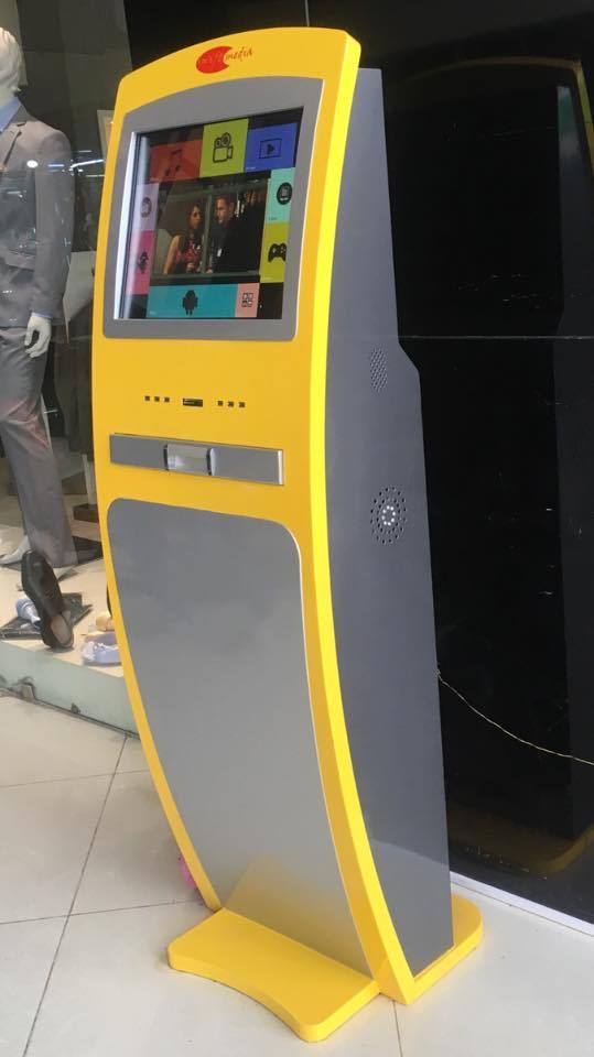 ATM Machines That Load Pirated Movies