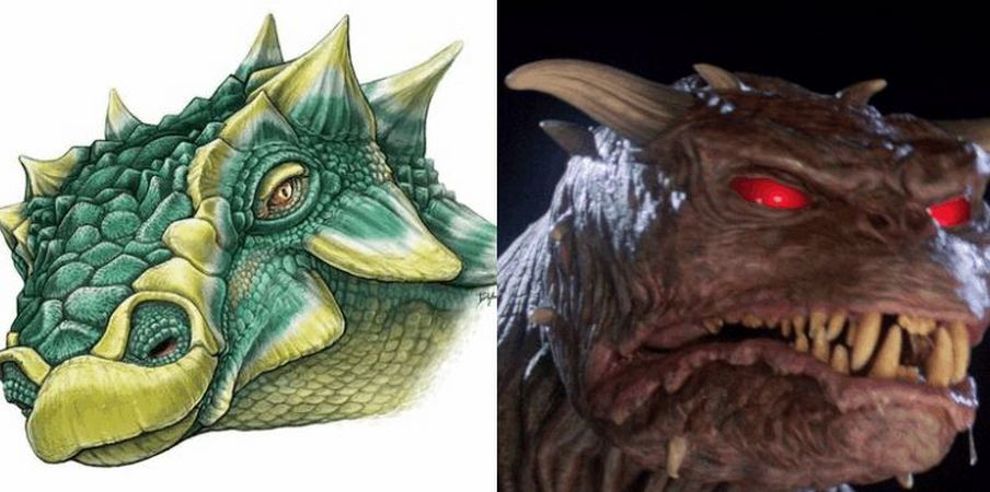New Species of Dinosaur Discovered And Officially Named Zuul From GHOSTBUSTERS