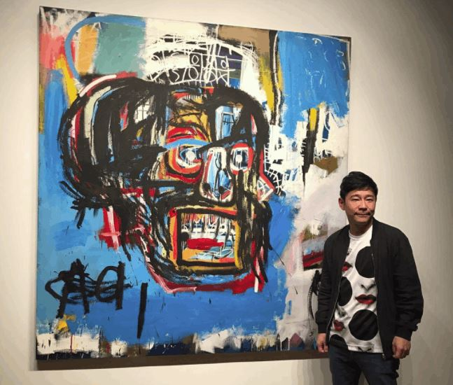 Basquiat Painting Sold For $110.5 Million At Sotheby's Auction