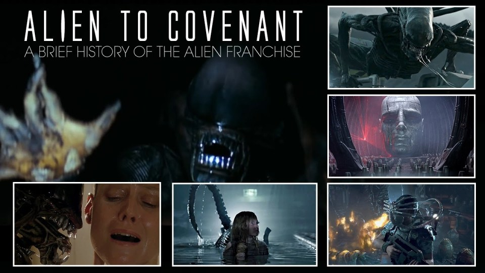 Alien to Covenant