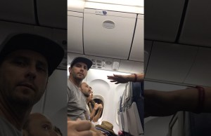 Family With Infant Children Booted Off Delta Flight