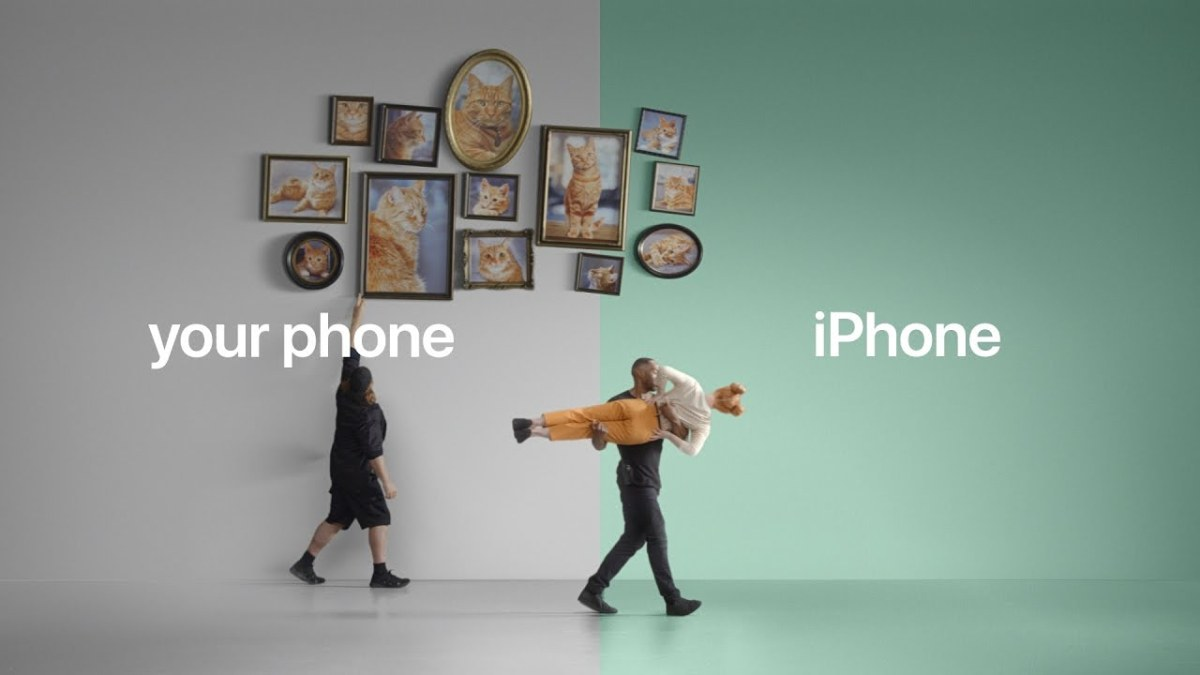 Apple Asks You To Switch to iPhone Because.. Well Check It Out