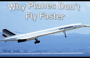 Why Airplanes Still Fly at the Same Speeds