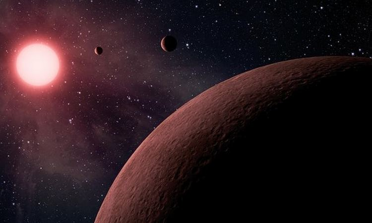 NASA Discovers 10 New Earth Like Planets