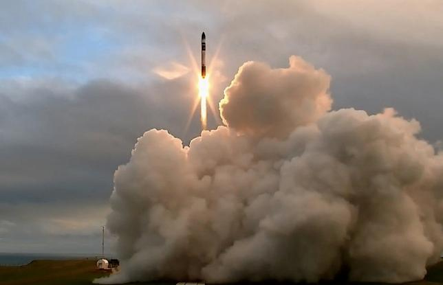 3D Printed Rocket To Space