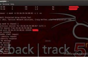 Crack A WiFi WPA Password