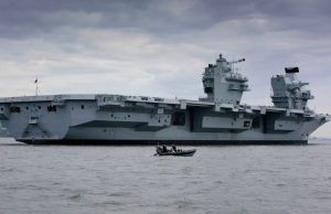 Britain-aircraft-carrier