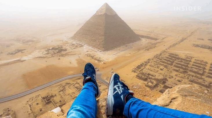 Egypts Great Pyramid