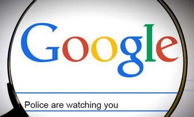 Caution! A Simple Google Search Can Get You In Trouble With The FBI