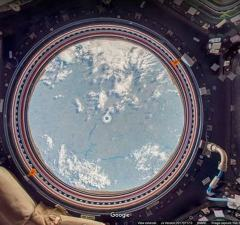 The International Space Station Is Now On Google Street View