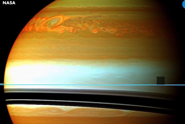 Cassini's Most Stunning Images of Saturn