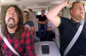 Foo Fighters 'Carpool Karaoke'