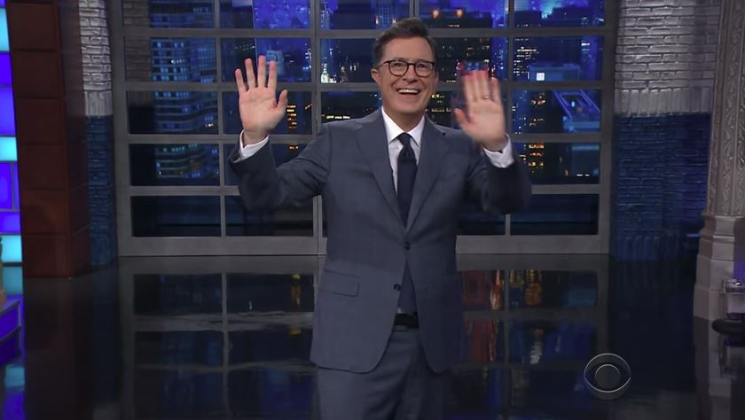 Stephen Colbert: If Everything Is About Trump, Then So Is Losing Elections