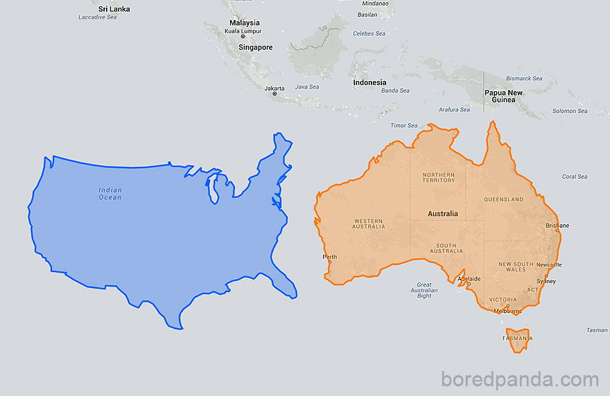 Check Out 15 Maps You'll Never Look At The World The Same