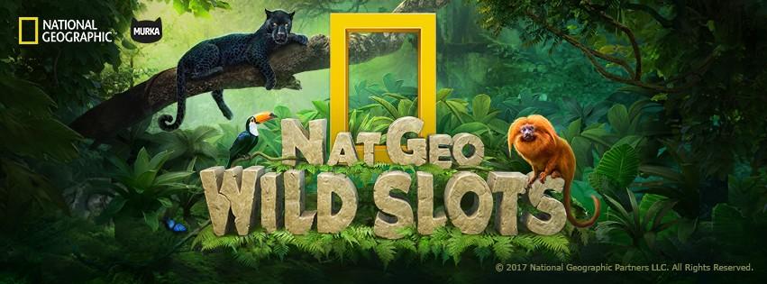 Nat Geo Wild Slots
