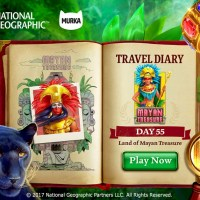 Murka and Max Polyakov Spearhead The Launch of Nat Geo Wild Slots By Partnering With National Geographic