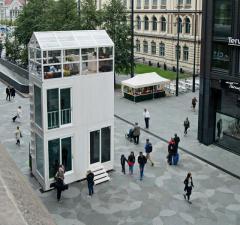 Micro Apartment Building