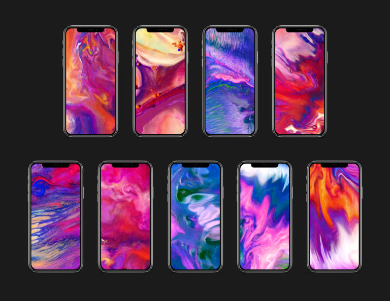 iPhone X Video Wallpapers