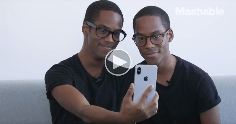 Check Out Identical Twins vs Apple Face ID