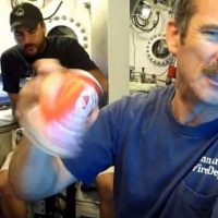 Astronaut Demonstrates What Will Happen If Soda Can Is Opened At The Bottom Of The Ocean