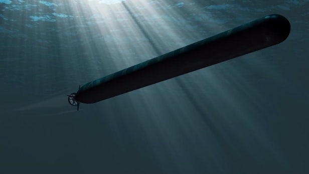 Extra Large Unmanned Undersea Vehicle