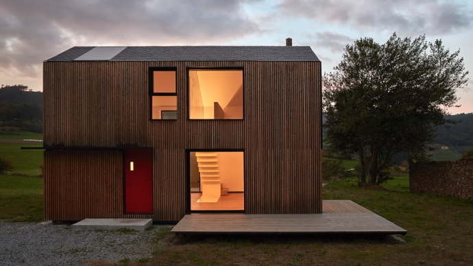 Prefab House Can Be Built In Just 5 Hours