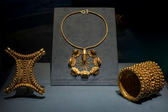 Origin of Mysterious 2,700-Year-Old Gold Treasure Revealed