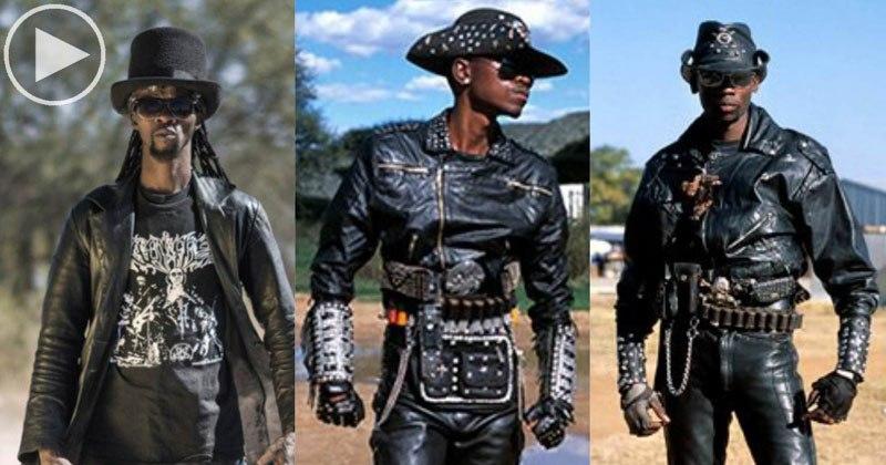 Cowboys ofBotswana