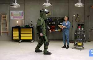 Bomb-Suit