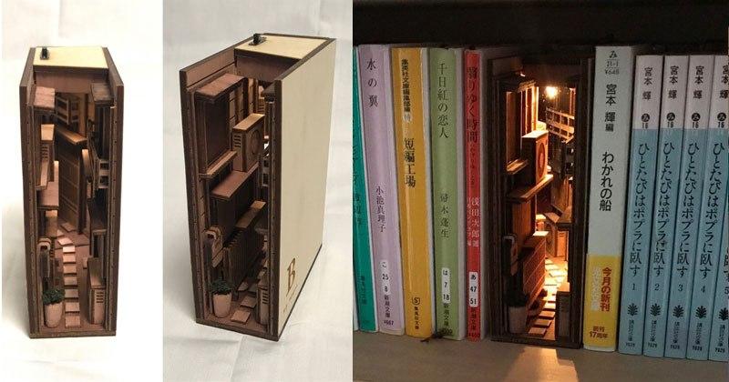 Wooden Bookshelf Inserts