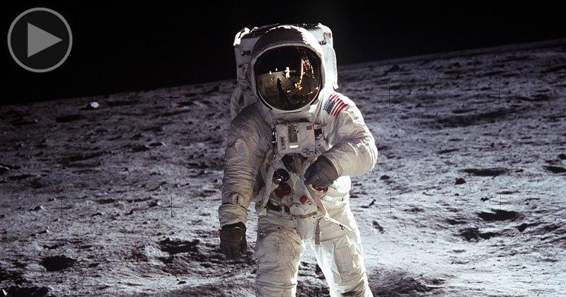 Moon Footage