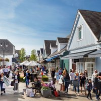 Bicester Village - The Bizarre Shopping Center
