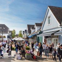 Bicester Village - The Bizarre Shopping Center