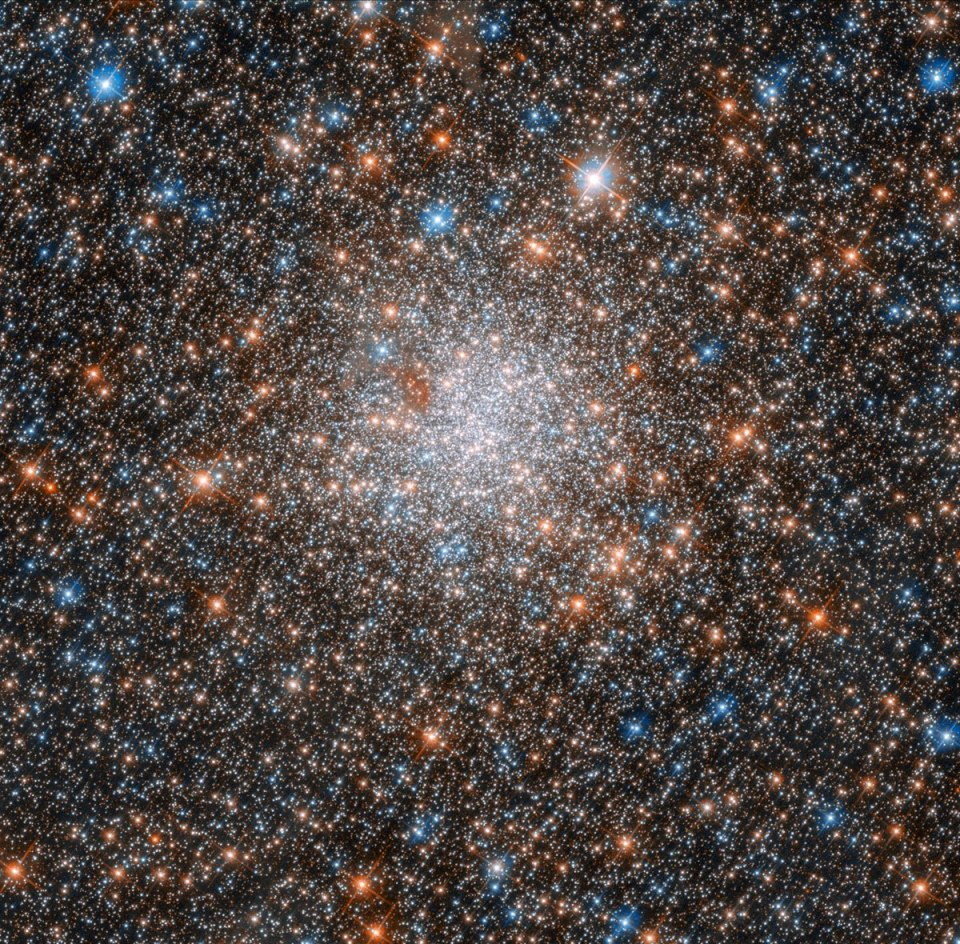 Star Cluster NGC 1898