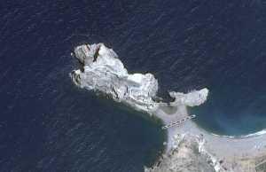 Spanish Island And Africa
