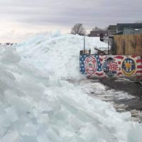 Video: 'Ice Tsunami' is a Real Thing Now