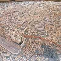 Archaeologist Spent 36 Years To Make The Most Accurate Model Of Ancient Rome