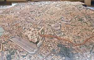 Accurate Model Of Ancient Rome