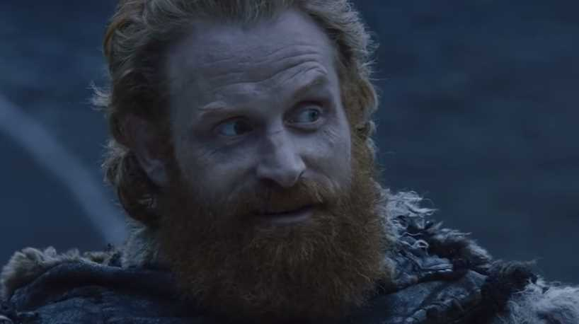 Tormund Giantsbane Flirts With Brienne of Tarth in an Awesome Game of Thrones Compilation