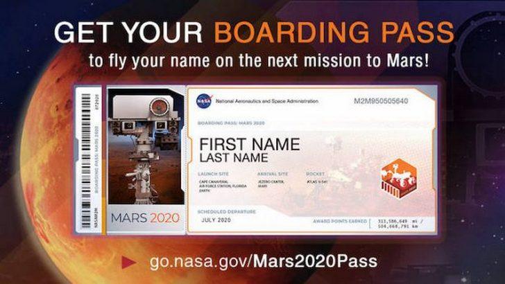 Souvenir Boarding Pass