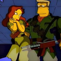 The Complete McBain Movie Hidden in The Simpsons