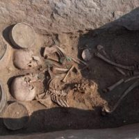 Bronze Age Couple Buried 4,000 Years Ago Found in Kazakhstan